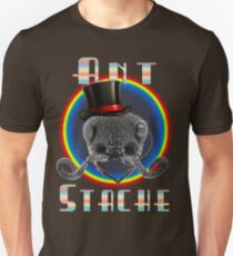 Ant Stache THE SHIRT Unisex T-Shirt