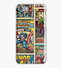 Comic Strips iPhone Case/Skin