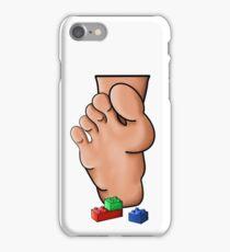 Lego Pain iPhone Case/Skin