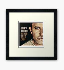 chris tomlin Framed Print