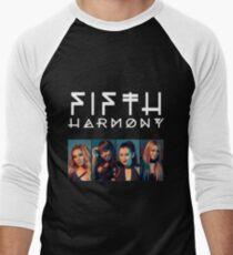 Fifth Harmony Portrait #WhiteText T-Shirt