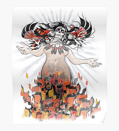 Gaia In Turmoil Poster