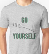 THE GOOD PLACE - Go Fork Yourself Unisex T-Shirt