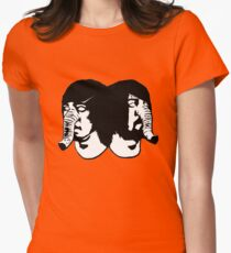 Death from Above 1979 Heads Women's Fitted T-Shirt