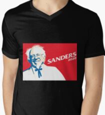 Bernie Sanders 2020 - The Colonel! Men's V-Neck T-Shirt