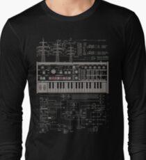 Microkorg Industrial Long Sleeve T-Shirt