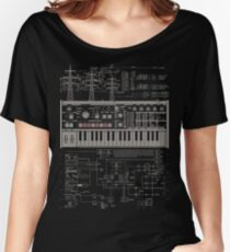 Microkorg Industrial Women's Relaxed Fit T-Shirt