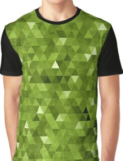 Low Polygon 4 Graphic T-Shirt