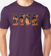 Scat Cats Unisex T-Shirt