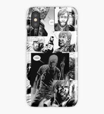 Rick Grimes (Comics) iPhone Case/Skin