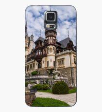 Peles Castle, Sinaia, Romania Case/Skin for Samsung Galaxy