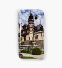 Peles Castle, Sinaia, Romania Samsung Galaxy Case/Skin