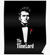 The Time Lord Ht Poster