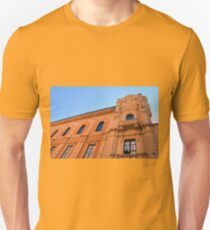 Beautiful classical building with decorative elements  Unisex T-Shirt