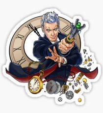 The Twelfth Doctor Sticker