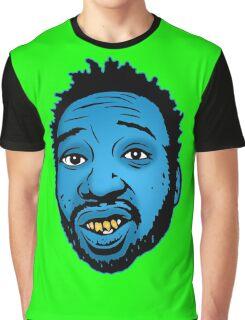 Ol' Dirty Bastard (Blue) Graphic T-Shirt