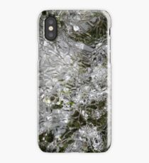 26.1.2017: Abstract Ice iPhone Case/Skin
