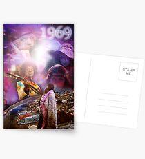 Woodstock 1969 Postcards