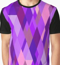 A Study in Violet Graphic T-Shirt