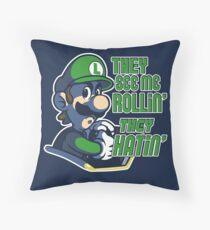 Luigi MK8 - Riding Dirty Dekokissen