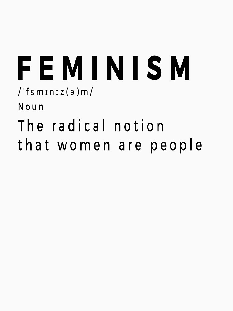 Feminism definition by KerrisClothes