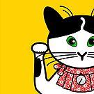 Lucky cat by nekineko