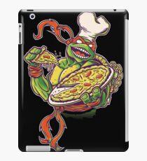 TURTLE PIZZA iPad Case/Skin