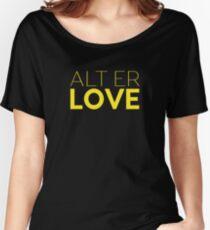 Alt Er Love — Skam  Women's Relaxed Fit T-Shirt