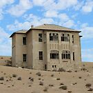 Kolmanskop Namibia. by poohsmate