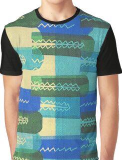 Crocodiles Rush Graphic T-Shirt