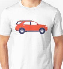 Sports Utility Vehicle SUV Unisex T-Shirt