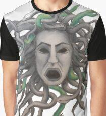Medusa aka Snakeface Graphic T-Shirt