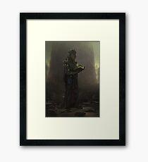 Silence Unbroken Framed Print