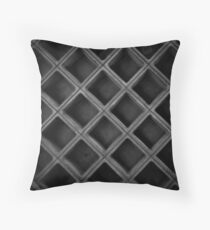 BRUTALISM Throw Pillow