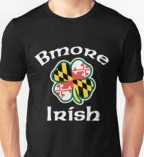 Baltimore Bmore Irish- st patrick day shirts Unisex T-Shirt