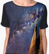 Galaxy Chiffon Top