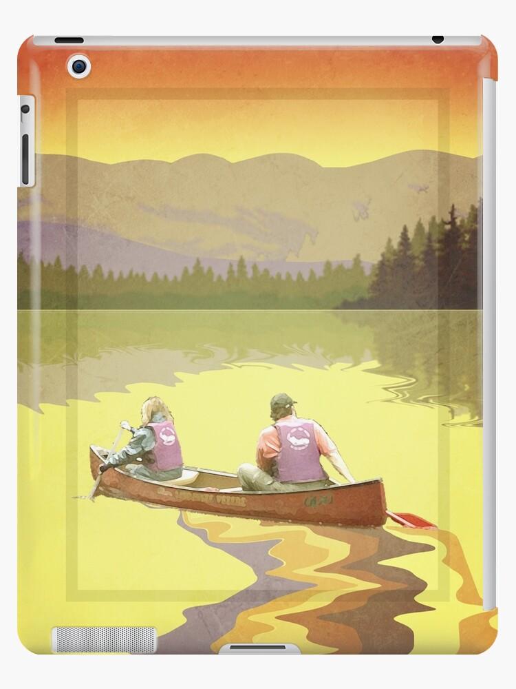 Ipad: Canoe Lesse by Steven House