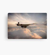 Classic Concorde Metal Print