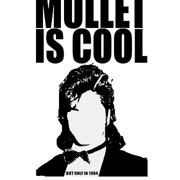 MULLET IS COOL by senechal34