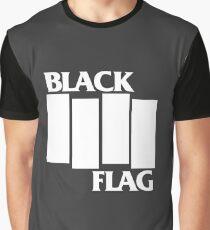 black flag Graphic T-Shirt