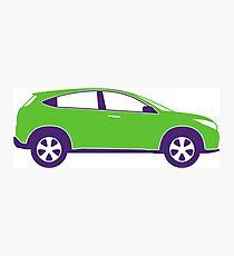 Sports Utility Vehicle SUV Photographic Print