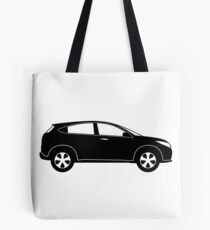 Sports Utility Vehicle SUV Tote Bag