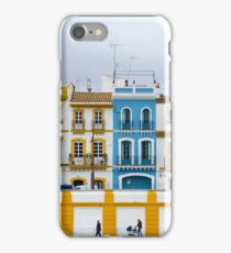 Streets of Seville - Colors of Andalusia iPhone Case/Skin