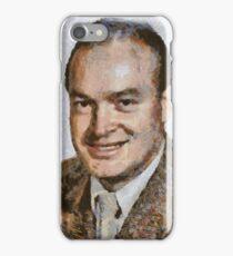 Bob Hope, Vintage Comedian iPhone Case/Skin