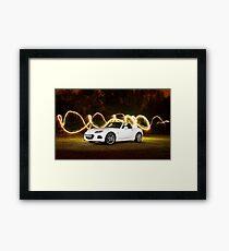 Mazda MX5 Miata Roadster 2 Framed Print
