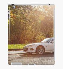 Mazda MX5 Miata Roadster 4 iPad Case/Skin