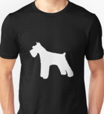 Schnauzer Silhouette | Dogs T-Shirt