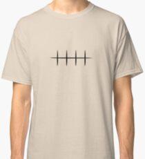 Pain demands to be felt Classic T-Shirt