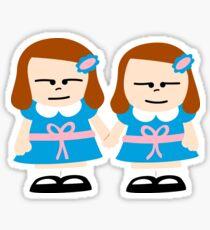 Shining Girls Sticker