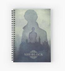 SHERLOCK HOLMES Spiral Notebook